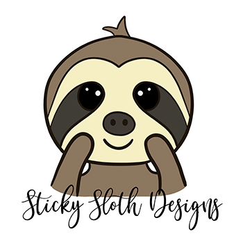 STICKYSLOTHDESIGNS