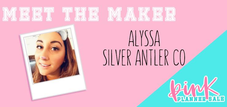 meet the maker - silver antler co - alyssa deluca