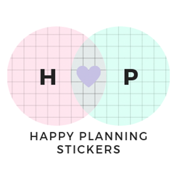 HAPPYPLANNINGSTICKERS