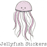 Jellyfish Stickers_logo1