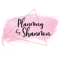 PLANNING BY SHANNON _LOGO