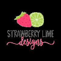 StrawberryLimeDesigns_Logo