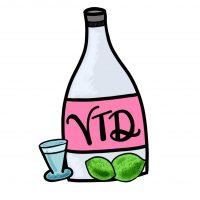 Vodka & Tonic designs _Logo